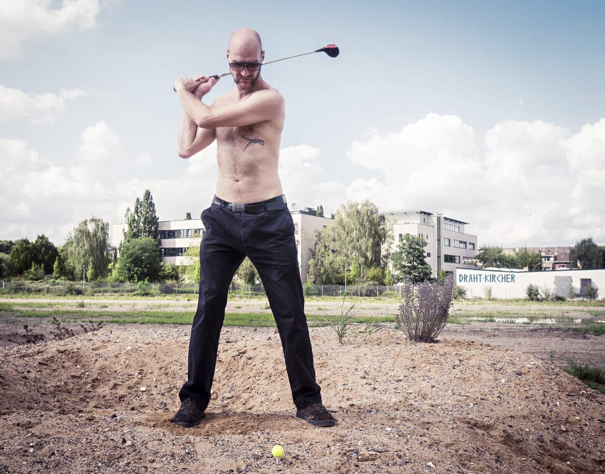 Crossgolf - photographed by Holger Altgeld