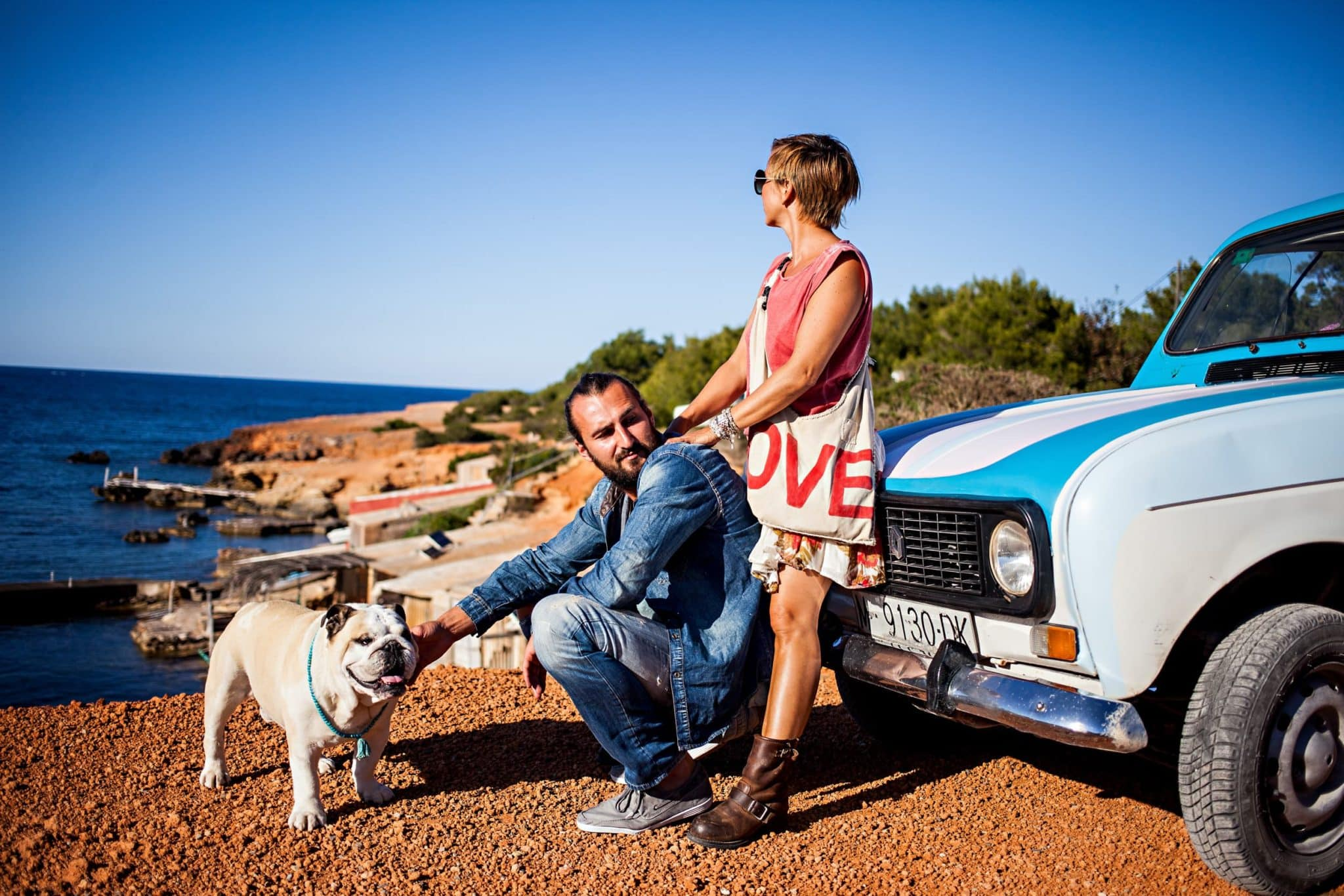 True Love on Ibiza - photographed by Holger Altgeld