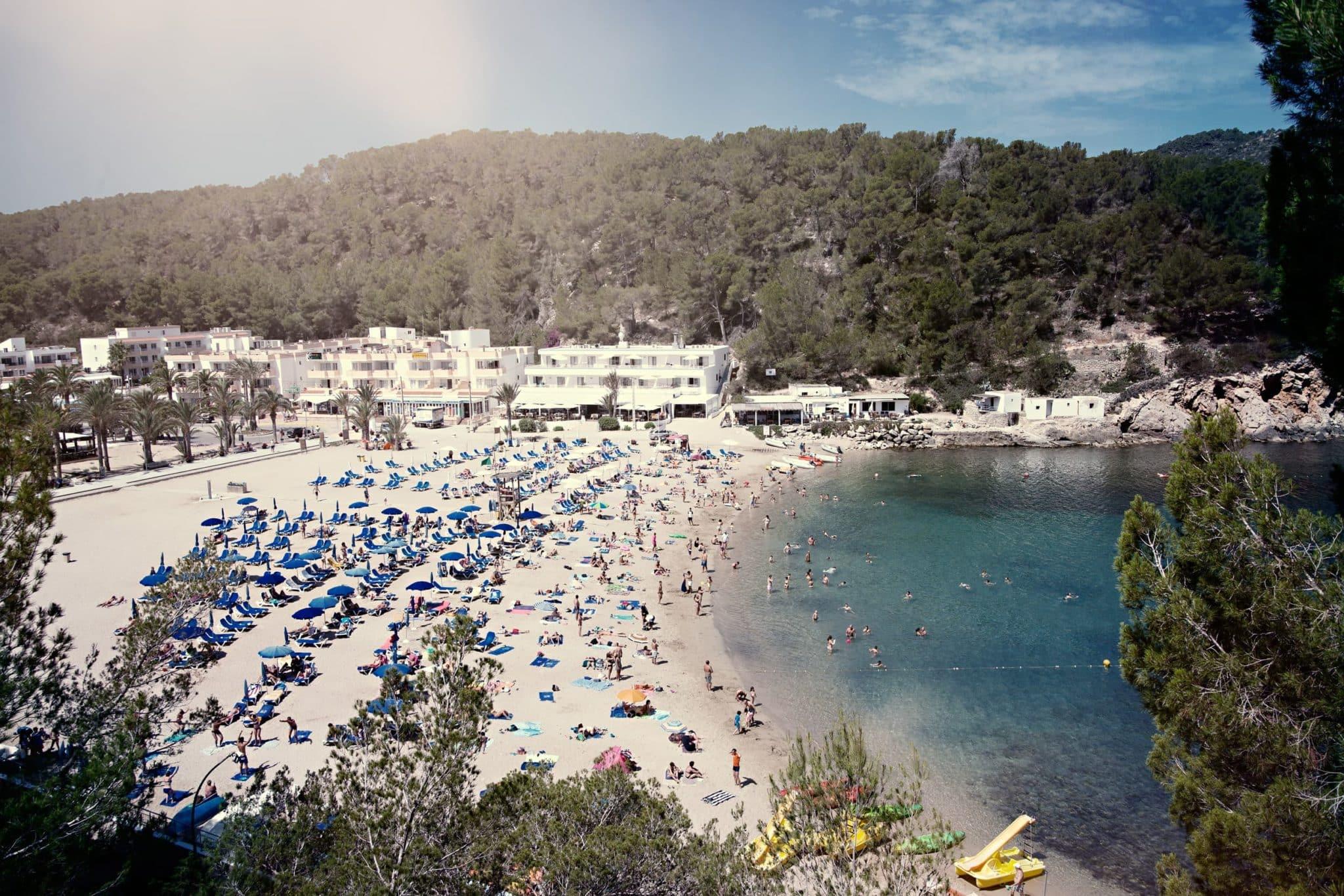 Puerto de San Miguel Ibiza